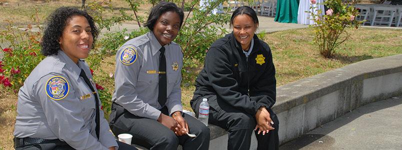 Housing cadet program